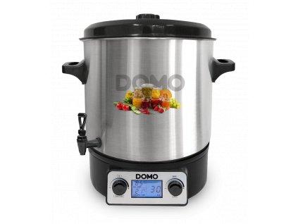 Zavařovací hrnec Domo DO42325PC s LCD