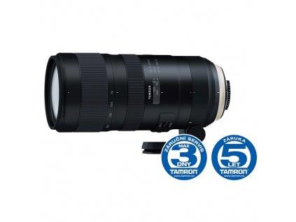 Objektiv Tamron SP 70-200mm F/2.8 Di VC USD G2 pro Nikon, rozbaleno