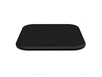 Nabíječka ZENS bezdrátová Qi Single 10W, černá