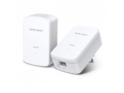 Powerline ethernet TP-Link Mercusys MP500 KIT 1000Mbps, AV2