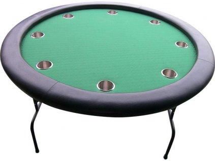Pokrový stôl Buffalo pre 8 hrácov, skladací