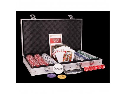 Poker set Cartamundi 300ks