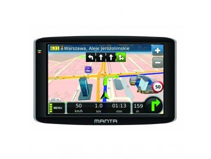 MANTA GPS Navigace 7'' PREMIUM GPS9772