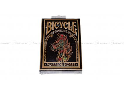Bicycle karty Warrior Horse
