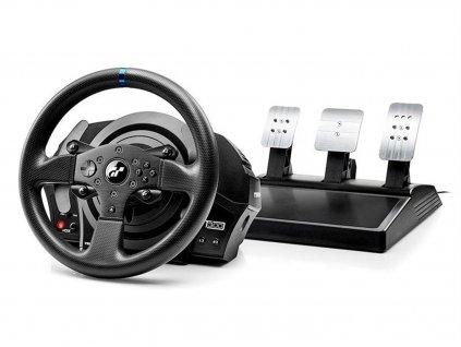 Sada Thrustmaster volantu T300 RS a 3 pedálů T3PA, GT Edice pro PS4, PS3 a PC (4160681)