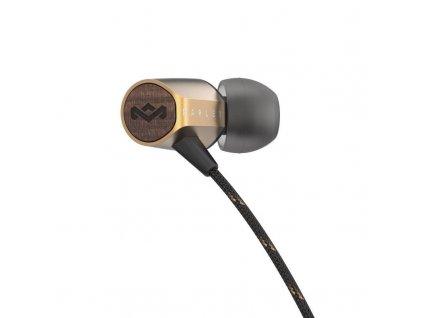 Sluchátka Marley Uplift 2.0 Brass, do uší