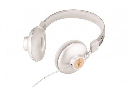 Sluchátka Marley Positive Vibration 2.0 Silver,přes hlavu