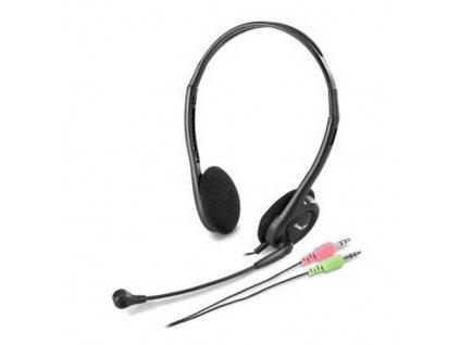 Sluchátka Genius headset HS-200C s mikrofonem