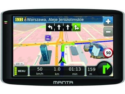 Manta GPS Navigace 4,3'' PREMIUM GPS9472
