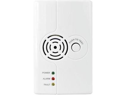 Detektor iGET SECURITY M3P6 bezdrát., plynu LPG/LNG/CNG, 230V, autonomní nebo pro alarmy M3 a M4