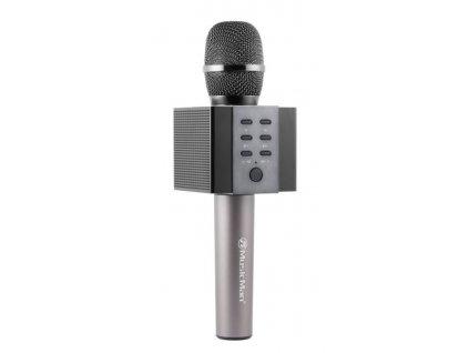 Karaoke set Technaxx ELEGANCE bluetooth karaoke mikrofon, 2x5W repro, černá (BT-X45)