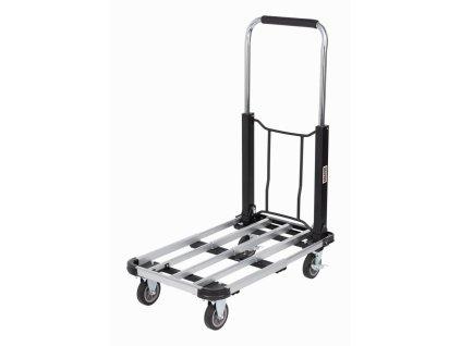 Plošinový vozík Kreator KRT670103 skládací 150 kg
