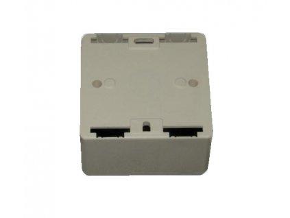 Krabice Premium Line Back Box pro zásuvku 502004 - Bílá