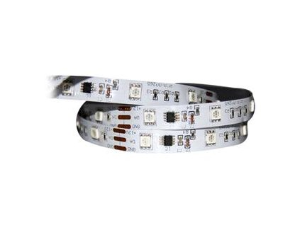 LED pásek Premium Line lighting RGB Digital Ribbon Premium Line 30LED/m, balení 5m