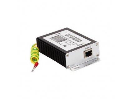 Přepěťová ochrana CCTV POE1000E 5kA/ chrání IP POE kamery, AP, ethernet